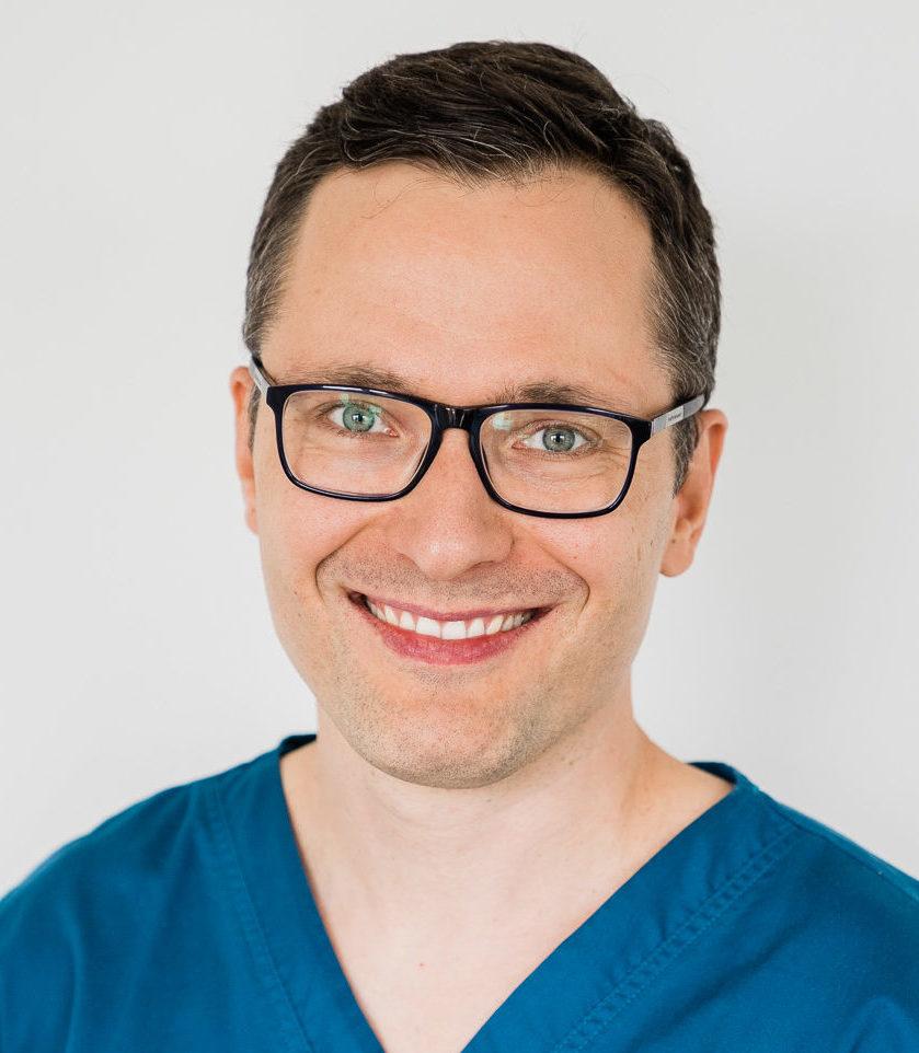 Jakob Ihbe Mund-Kiefer-Gesichtschirurg und Zahnarzt Obersendling